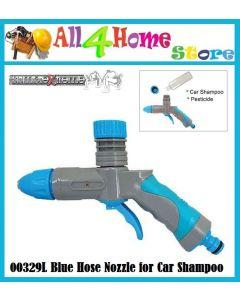EX 1050A Blue Hose Nozzle for Car Shampoo  -00329L