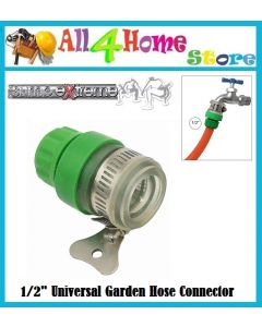 Durable Universal Water Pipe Head Lawn Garden Quick Fitting Frost-resistant ABS Watering Water Faucet Adapter Hose Pipe Connector