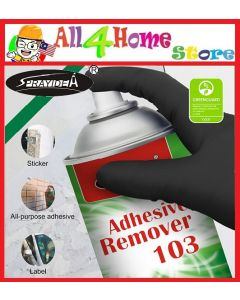Sprayidea 103 Spray Adhesive Remover / Sticker Label Remover / Glue Remover / Anti Rust Lubricant