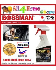 "500ml Multi-Clean Spray 123# ""BOSSMAN"" Car-Care"