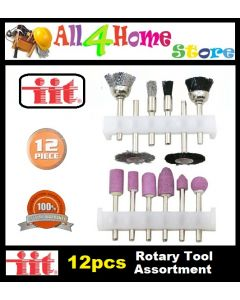 12pcs #80555 Rotary Tool Assortment