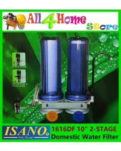 1616DF 2-Stage Domestic Water Filter