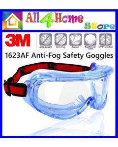 3M Safety Goggles 1623AF