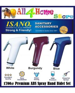ISANO 1700 Premium ABS Spray Hand Bidet Set