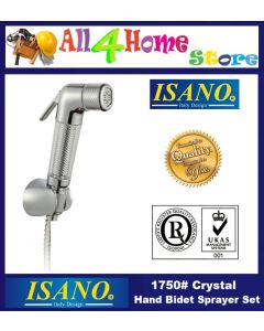 1750# Crystal ISANO Modern ABS Spray Hand Bidet Set / Stylish Design
