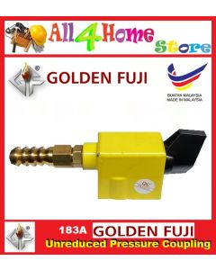 183A Golden Fuji Unreduced Pressure Coupling