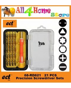 68- RD621 21pcs ECT Precision Screwdriver Set