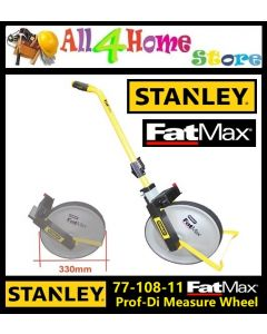 Stanley FatMax Professional Measuring Wheel 77-108