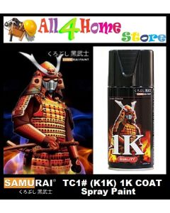 300mlTC1# (K1K) 'SAMURAI' SPRAY PAINT (1K COAT)