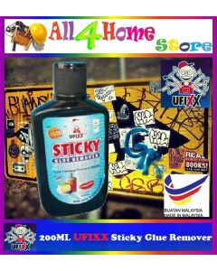 200ML UFIXX Sticky Glue Remover