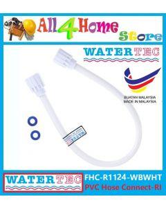 WATERTEC PVC Flexible Hose Connect -RI (WHITE)