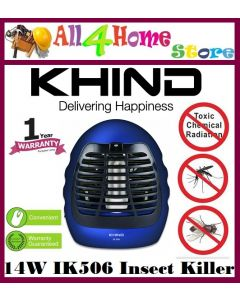 KHIND IK-506 14W Insect Killer
