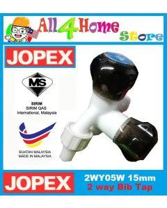 """JOPEX"" PVC Bibcock Convinient 2 WAY Tap"