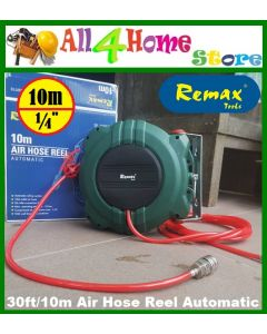 "10m x 1/4"" Air Hose Reel Automatic Air Hose Reel 38-NW710"