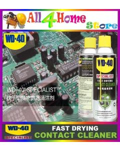 360ml WD-40 Fast Drying Contact Cleaner