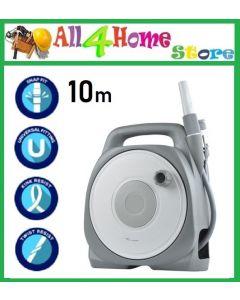"Compact Portable Hose Reel / Handheld Mini Hose Reel 5/16"" x 10meter"