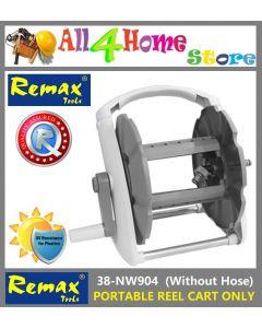 38-NW904 REMAX PORTABLE REEL CART c/w Wall Bracket