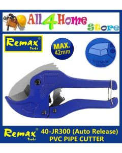 40-JR300 42mm REMAX PVC Pipe Cutter (Auto Release)