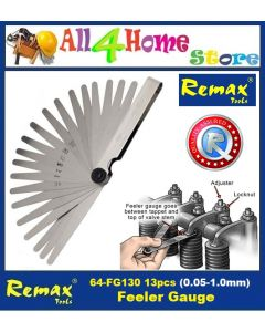 64-FG130 REMAX 3pcs Feeler Gauge (0.05-1.0mm)