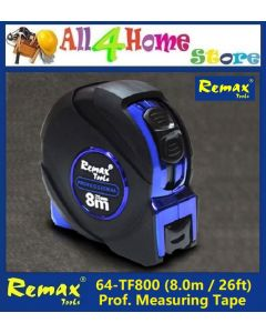 8m/26' REMAX Professional Nylon Measuring Tape