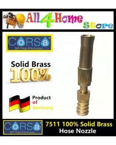 7511 CORSA 100% Solid Brass Spray Nozzle