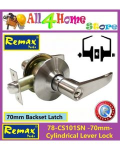 78- CS102SN 70MM REMAX Cylindrical Lever Lock