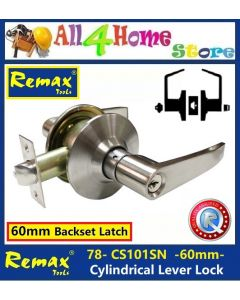78- CS102SN 60MM REMAX Cylindrical Lever Lock