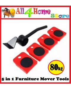 5 in 1 Furniture Mover Tools (80kg)