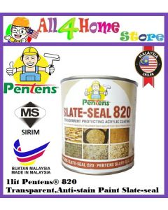 1L Pentens® 820 Transparent,Anti-stain Paint Slate-seal