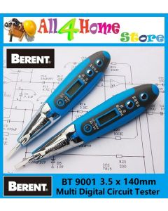 BERENT BT9001 Multi-function Digital display pen Test pen Tape Test Pen Electrical Inspection pen