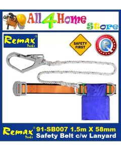 58mm REMAX Safety Belt match with The Lanyard