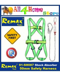 50mm REMAX Safety Harness c/w Shock Absorber