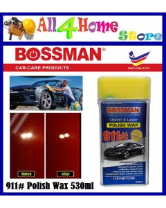 "530ml 911# Polish & Wax ""BOSSMAN"" Car-Care"