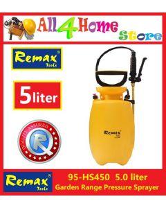 95- HS450 5lit REMAX Garden Range Pressure Sprayer