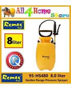 95- HS480 8lit REMAX Garden Range Pressure Sprayer