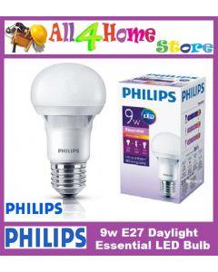 9W 865 (DAYLIGHT) Philips E27 Essential LED Bulb