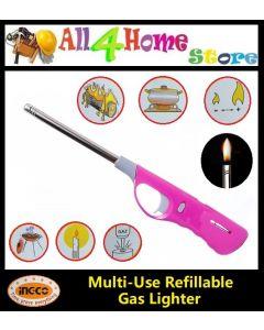 073# INCCO Multi-Use Refillable Gas Lighter