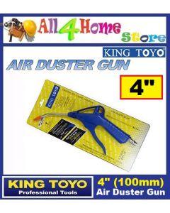 """4"""" (100mm) KINGTOYO Air Blow Gun Duster Gun"""