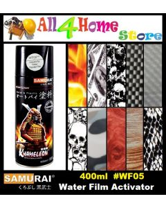 400ml WF-05 SAMURAI Activator for Water Transfer Film