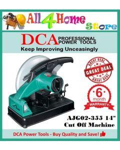 """AJG02-355 DCA 1800W 14"""" Electric Cut Off Machine"""