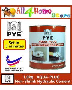 1.0kg PYE Aqua-Plug (Non-Shrink Hydraulic Cement)