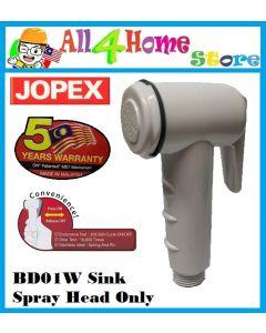JOPEX Sink Spray Head (White)