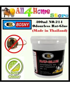 400ml BOSNY Rat Glue Non-poisonous