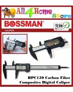 150mm Electronic Digital Caliper 6 Inch Carbon Fiber Vernier Caliper Gauge Micrometer Measuring Tool Digital Ruler