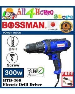 BTD-300 BOSSMAN Electric Drill Driver 300W
