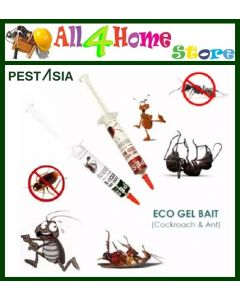 PEST ASIA Cockroach Eco Gel Bait, 10g [Roach Killer]
