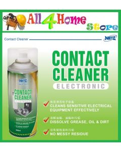 400ml NIETZ Electronic Contact Cleaner for Mobile Phone, Desktop CPU, Laptop, Machine
