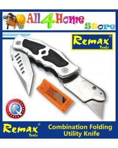 80-RC101 REMAX H/D Combination Folding Utility Knife