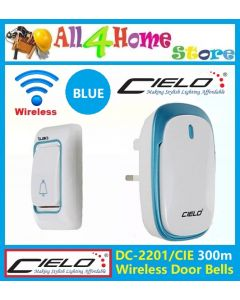 DC-2201/CIE CIELO Wireless Digital Door Bells