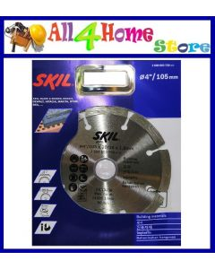 "4"" /105mm Skil Diamond Blade Cutting Disc"
